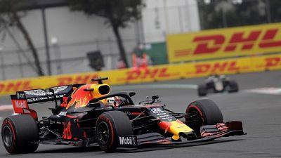 Gp Messico: pole Verstappen poi le Rosse