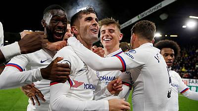 American Pulisic shines after slow start at Chelsea
