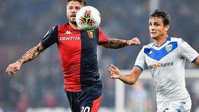 Serie A: Genoa-Brescia 3-1