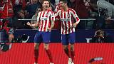 Atletico return to winning ways to move level with leaders Barca