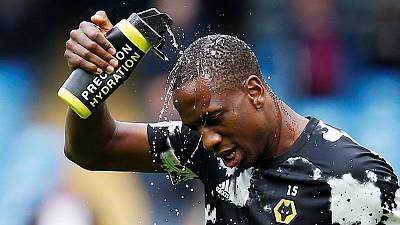 Wolves' Boly suffers suspected ankle fracture in training