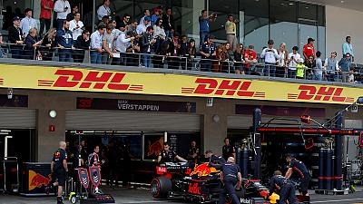 Verstappen summoned to stewards after failing to slow for crash