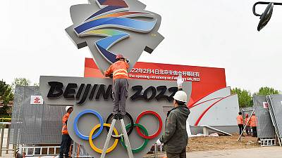 Beijing to hold first 2022 test event in February