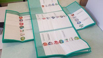 In Umbria affluenza cresce 4% alle 12