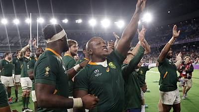 Rugby: Pollard boot sends South Africa into third World Cup final