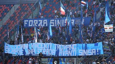 'Avanti Sinisa!', omaggio tifosi Samp