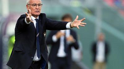 Ranieri, voterò Miha per Panchina d'oro