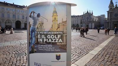 Road to Rome, 3mila in piazza a Torino