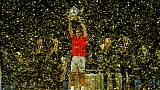 Federer brushes De Minaur aside to claim record 10th Basel title