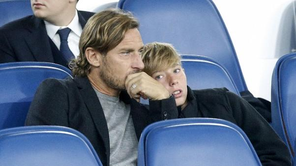 Totti torna all'Olimpico