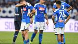 Sluggish Napoli fail to close on leaders with draw at lowly SPAL