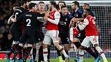 Arsenal held to 2-2 draw by Crystal Palace at home