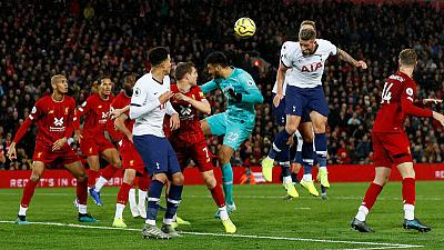 Liverpool recover from early shock to beat Spurs