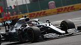 F1:Messico,vince la Mercedes di Hamilton