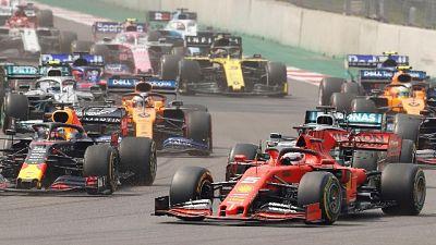 Vettel 'potevamo essere più originali'