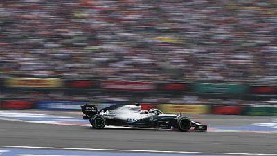 """F1: Hamilton """"la gara una faticaccia"""""""