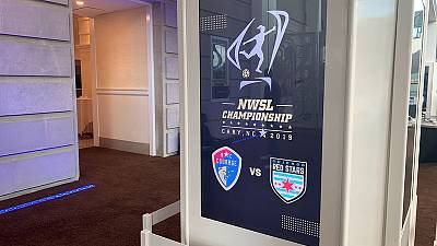 Courage NWSL title caps explosive year in women's soccer