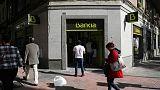 Spain's Bankia third-quarter net profit slumps 23% on higher provisions
