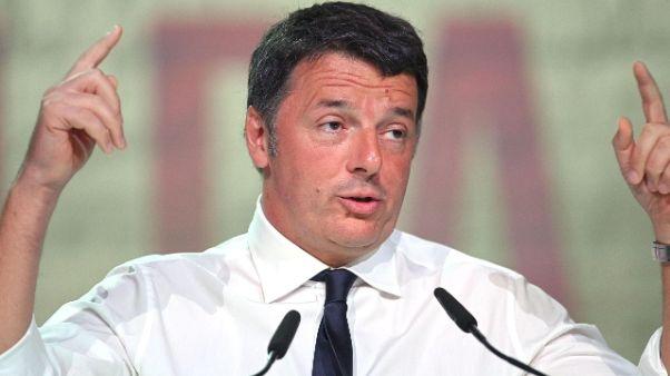 Renzi, sconfitta per accordo sbagliato