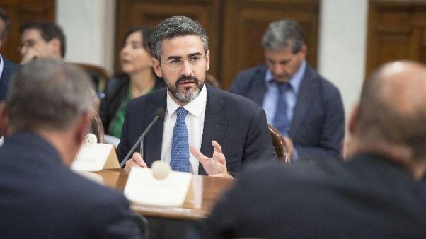 Fraccaro, strutturali 500 mln ai Comuni