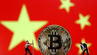 Bitcoin holds ground after China voices support for blockchain