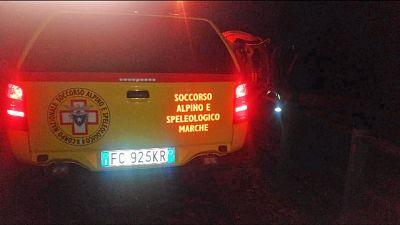 Salvato in Grotte Frasassi dopo 24 ore