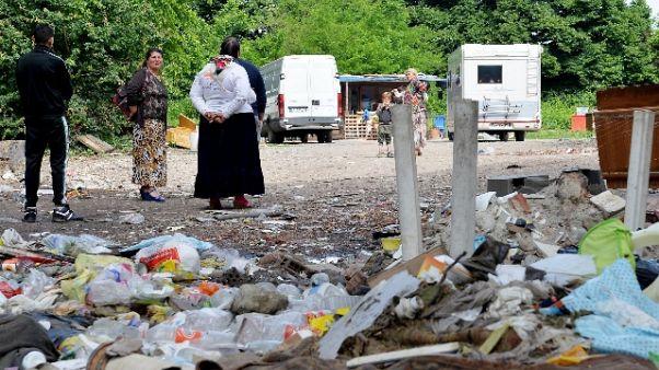 Piemonte verso superamento campi nomadi