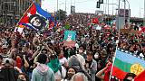 Chileans call for new protests even as Pinera readies cabinet reshuffle