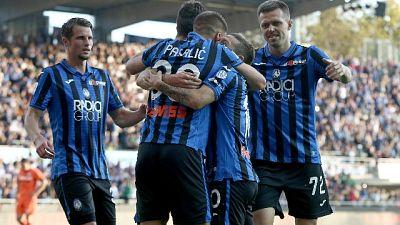 Serie A: Napoli-Atalanta da Champions