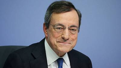 ECB policy losing some potency, needs fiscal help: Draghi