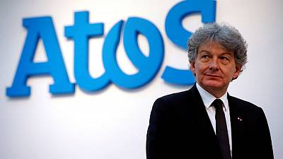 Atos CEO will own no shares if confirmed in EU post - source