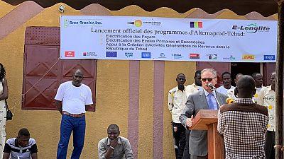 Lancement de projets pilotes d'électrification solaire développés par la société Alternaprod