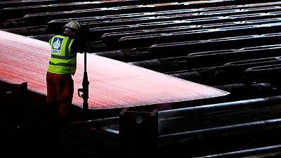 Metals tycoon Gupta to merge steel operations ahead of possible IPO