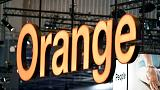 Africa rescues Orange's sales as competition bites in Europe