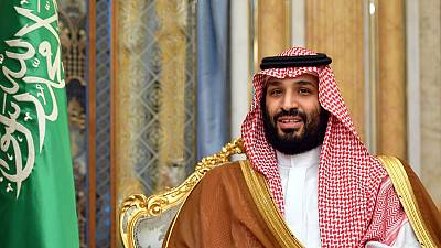 Saudi Crown Prince congratulates Trump on killing of Islamic State leader