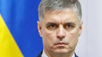 Ukrainian troops withdrawing from eastern town - foreign minister