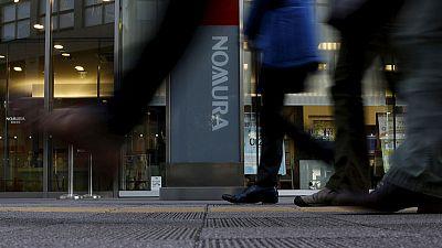 Japan's Nomura posts second-quarter net profit of $1.3 billion, third straight quarterly profit