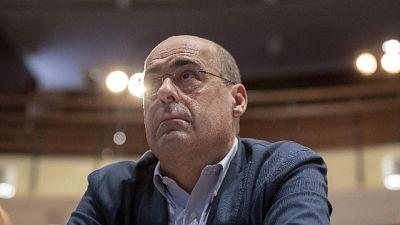 Zingaretti, non il voto ma cambio passo