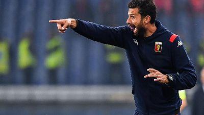"""Sarri """"classifica Genoa non veritiera"""""""