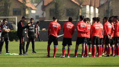 Cile: la Federazione ferma i campionati