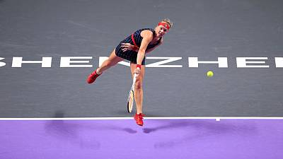 Replacement Bertens battles back to beat Barty