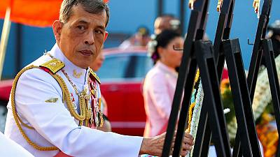 "Thai king fires more officials for ""extremely evil"" conduct, poor performance"