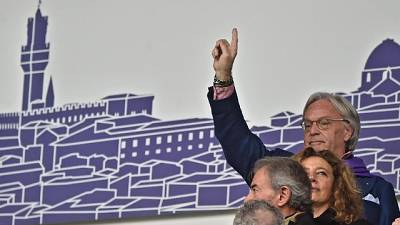 """Della Valle: """"La Fiorentina?Ricostruita"""""""