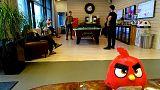 Angry Birds maker Rovio's third-quarter profit halves year-on-year