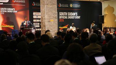 A Juba, le président de la Chambre africaine de l'énergie exhorte le secteur pétrolier à soutenir la relance du Sud-Soudan par des investissements