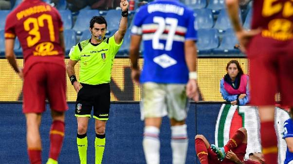 Lanci a ultrà Roma, tifosi Samp nei guai