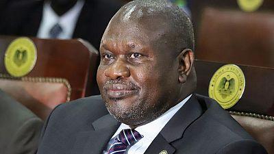 South Sudan's Machar says won't join unity govt by November 12 deadline