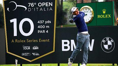 Golf: Eurotour, Molinari tra i Paperoni