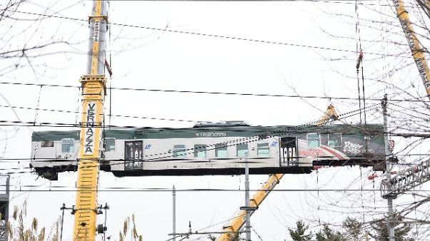 Treno deragliato, anche un video 3D