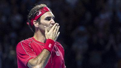 Federer rinuncia ad Atp Cup in Australia